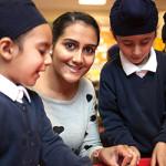 Miss M Dhillon - Teaching Assistant