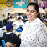 Mrs M Singh - Teaching Assistant