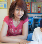 Ms Patel - Teacher and Literacy Coordinator