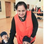 Mrs K Bangar