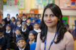 Mrs A Adhikari - Teacher