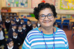 Mrs P Desai - PPA teacher